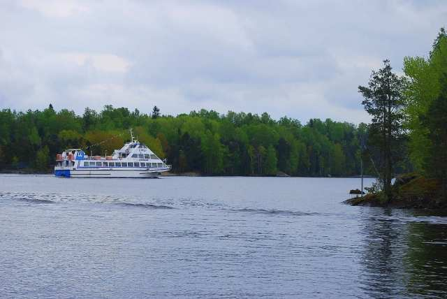 Lappeenranta - Lago Saimaa, Finlandia