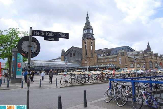 Stazione centrale – Amburgo, Germania