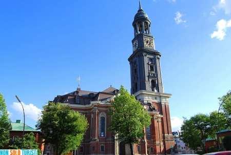 Chiesa di San Michele – Amburgo, Germania
