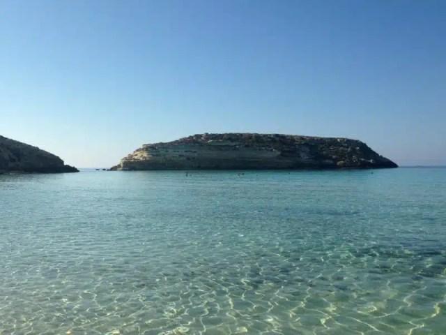 Isola dei conigli, Lampedusa, Sicilia