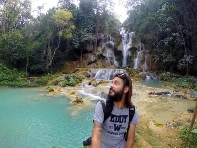 Laos - Claudio Pelizzeni, in viaggio con il diabete