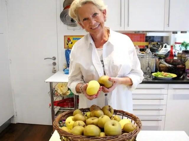 Marie-Claude, VizEat host - Crédits Adélie Vernhes