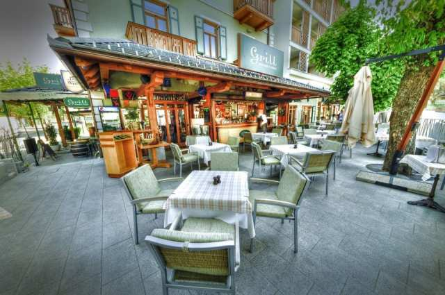 Grill Restaurant & Terrace - Bled, Slovenia