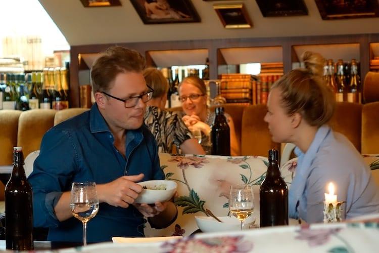 Restaurant Atelier - Göteborg, Svezia