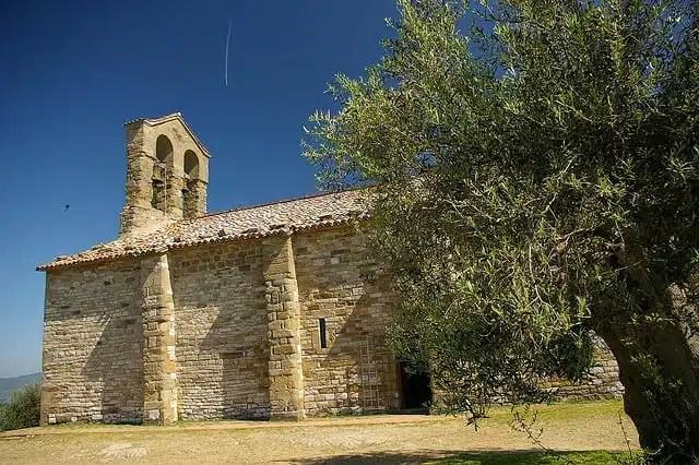 Chiesa San Michele, Isola Maggiore - Trasimeno, Umbria