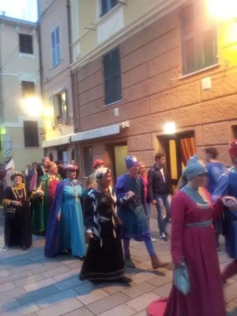 Cundigiun - Varazze, Liguria