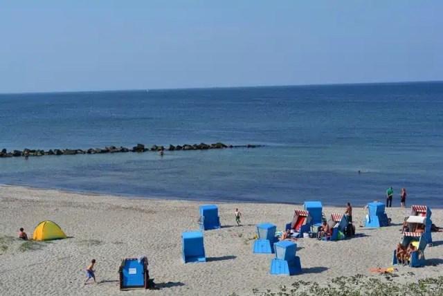 Ahrenshoop Mar Baltico