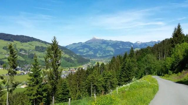 Kitzbuhelhorn - Tirolo, Austria
