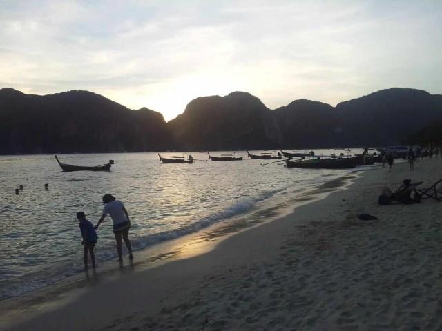 Phi Phi, Tailandia