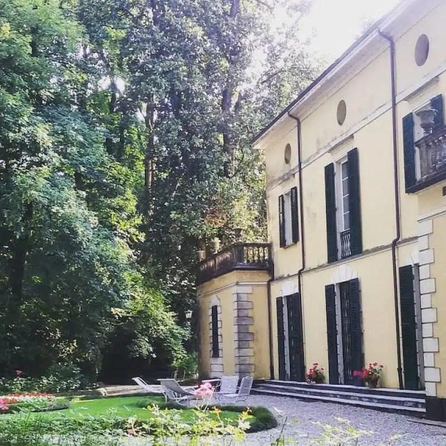 Villa Verdi - Sant'Agata di Villanova, Bassa Piacentina