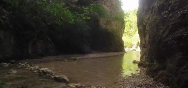 Abruzzo:cosa visitare e dove soggiornare_gole del Salinello