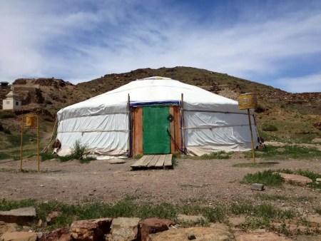 Ongiin Khiid - Gobi, Mongolia