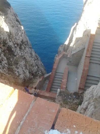 Scala del Capriolo - Sardegna