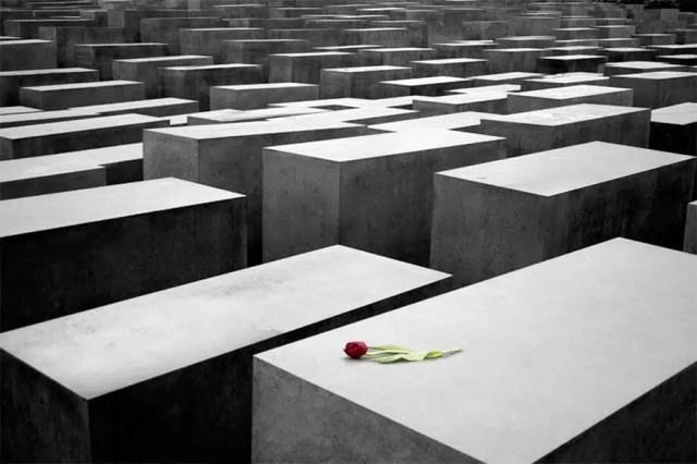 Simboli di Berlino: Memoriale all'Olocausto (Rossella Mutone, Flickr)