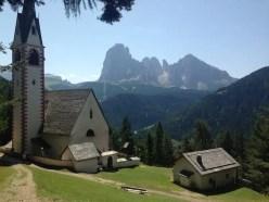 Chiesa di San Giacomo - Santa Cristina, Val Gardena, Alto Adige