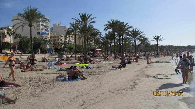 Playa de Palma - Palma di Maiorca