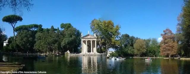 Bioparco, Villa Borghese - Roma, Italia