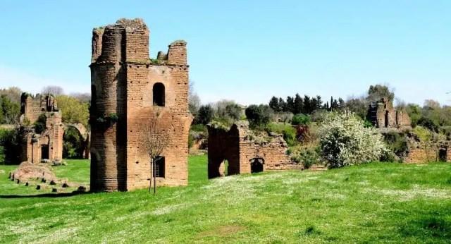 Roma da scoprire: Villa Massenzio (Flickr, Alejandra Valencia Ocampo)