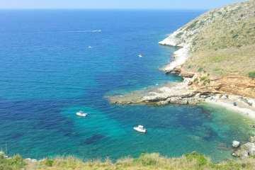Vacanze in Sicilia - Cala bianca