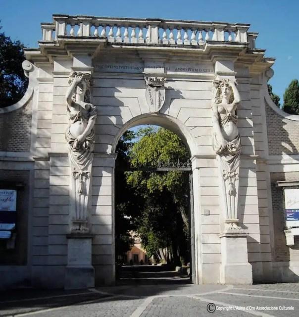 Villa Celimontana - Roma, Italia