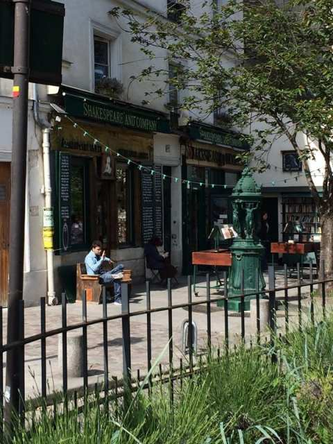 Shakespeare and Company - Parigi