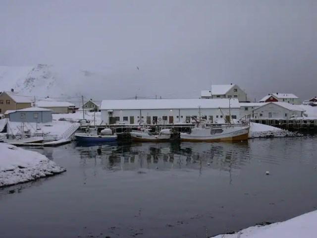 Sørøya, Norvegia - Sørøya