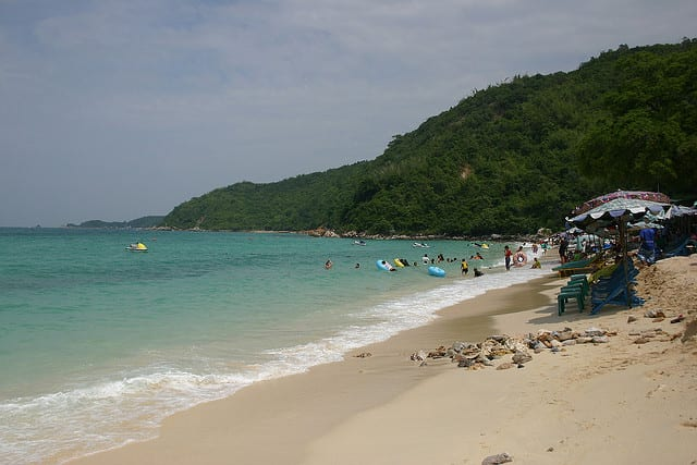Coral Island - Tailandia_Renju George