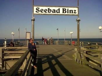 Binz, Germania - Isola di Rugen