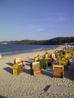 Binz, Germania - Isola di Rugen
