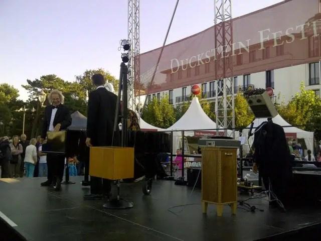 Festival Duckstein - Binz, Germania - Isola di Rugen