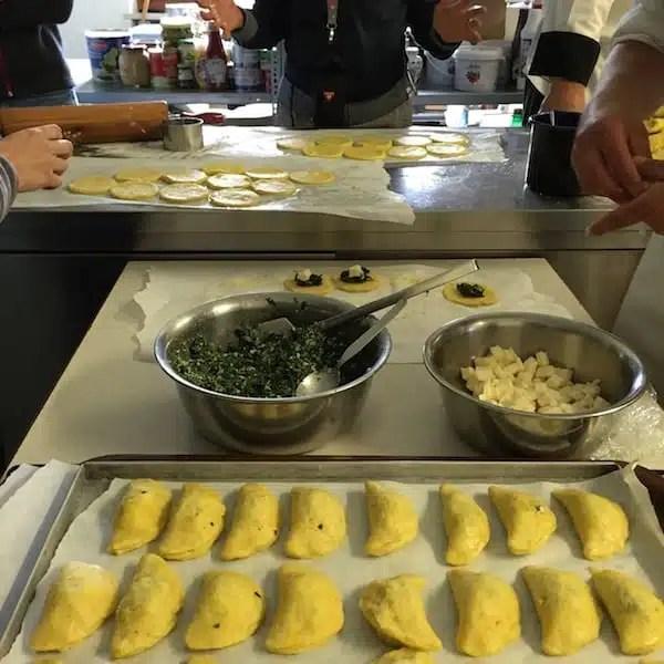 Schlutzkrapfen - Cucina dell'Alto Adige