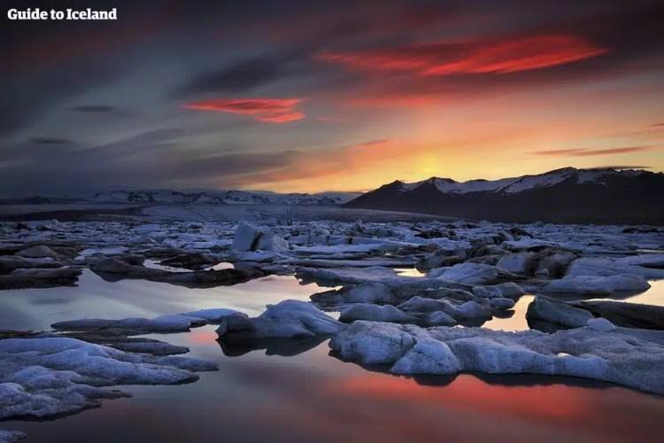 Visitare l'Islanda in 5 giorni: Jökulsárlón
