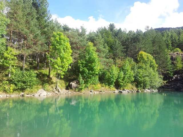 Lago delle Lame - Parco dell'Aveto, Liguria