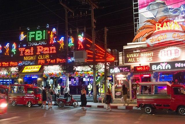 Patong - Phuket, Tailandia