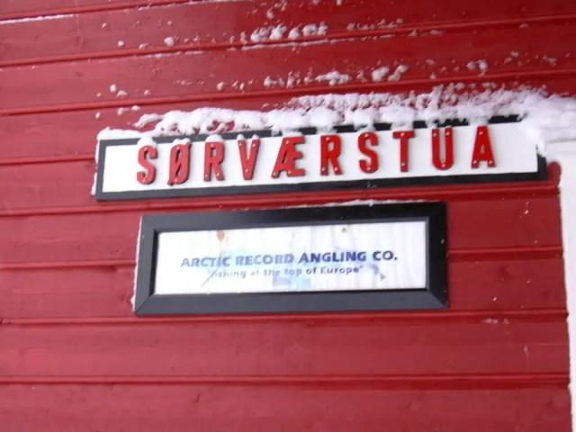 Sørværstua - Sørvær, Norvegia - Sørøya