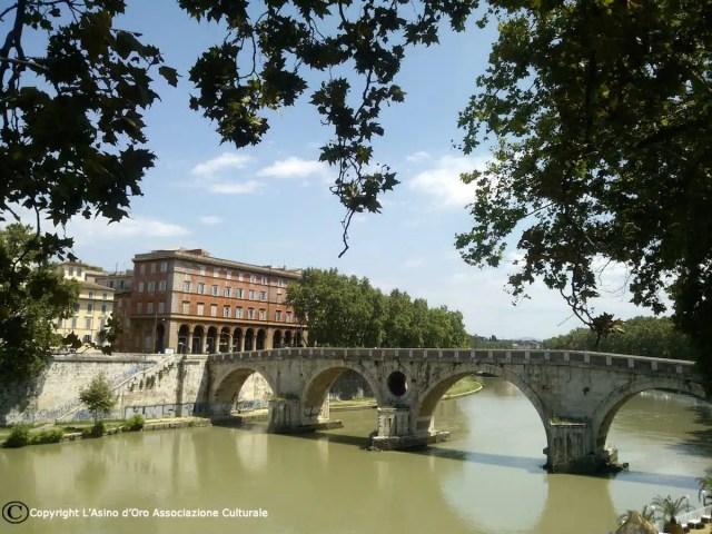 Ponte Sisto, Trastevere - Roma