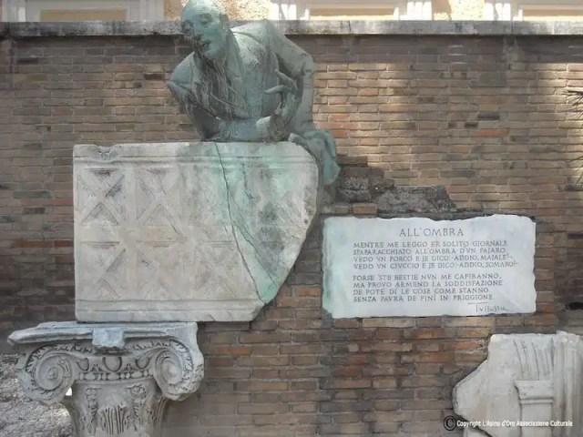 Piazza Trilussa, Trastevere - Roma