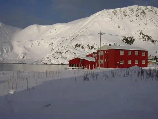 Sørvær, Norvegia - Sørøya