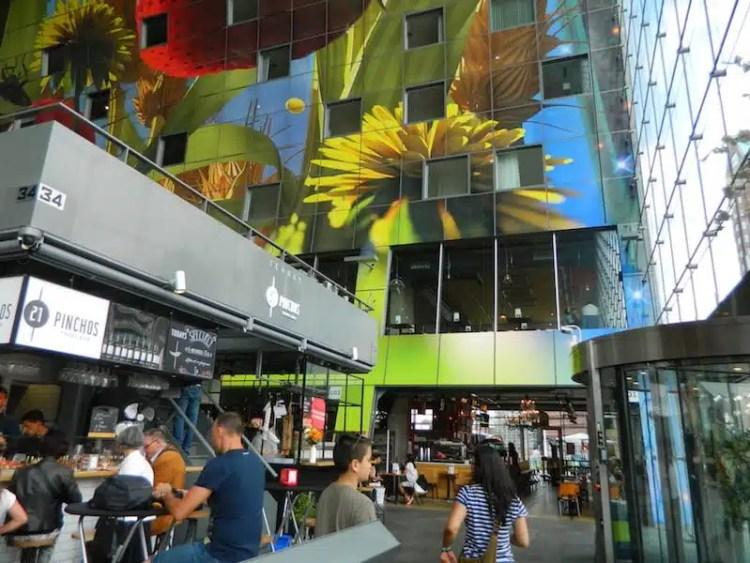 Mercato di Rotterdam - Olanda