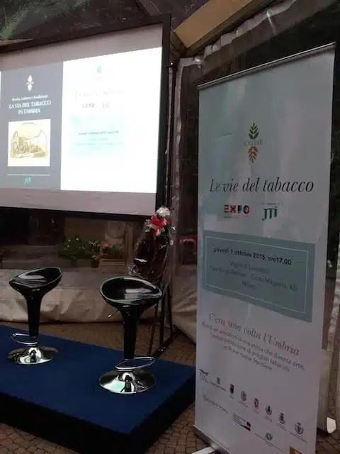 La via del tabacco in Umbria