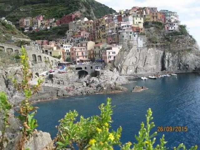 Scuola per viaggiatori alle Cinque Terre