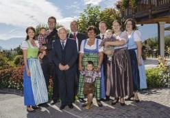 La Famiglia Pichler gestisce l'Hotel Erzherzog