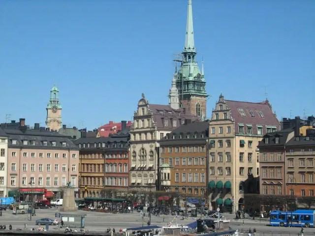 Gamla Stan - Stoccolma, Svezia