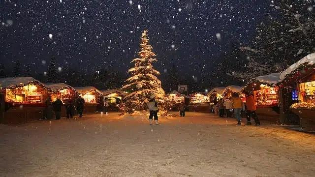 Santa Cristina - Natale in Val Gardena