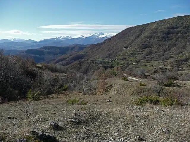 Borghi abbandonati - Valle Piola, Abruzzo