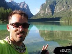 Viaggiare in solitaria - Lago di Brunico