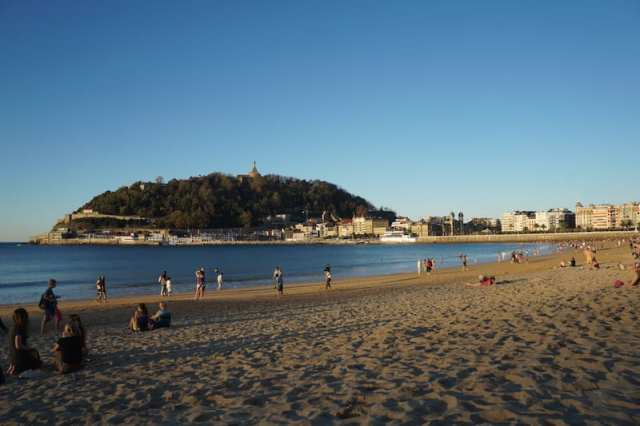 Concha - San Sebastián-Donostia, Spagna