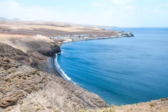 Playa Quemada - Lanzarote, Canarie, Spagna