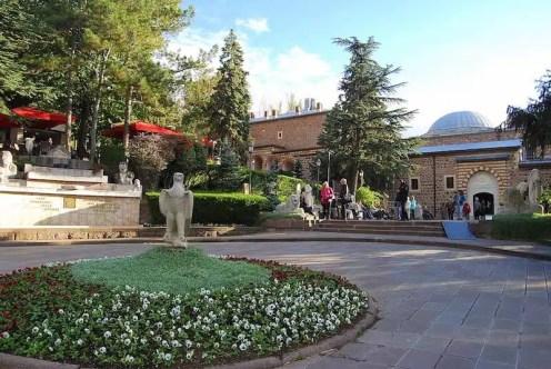 Museo della Civiltà Anatolica - Ankara, Turchia