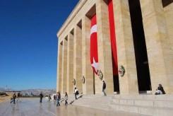 Mausoleo di Atatürk - Ankara, Turchia